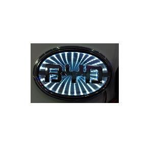 3D Emblem BYD 11.0 cm x 7.7 cm